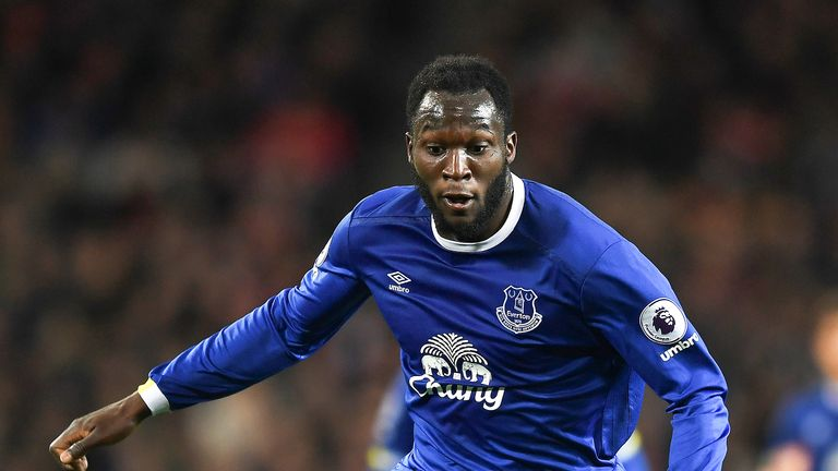 Romelu Lukaku is in a race with Harry Kane and Alexis Sanchez for the Golden Boot