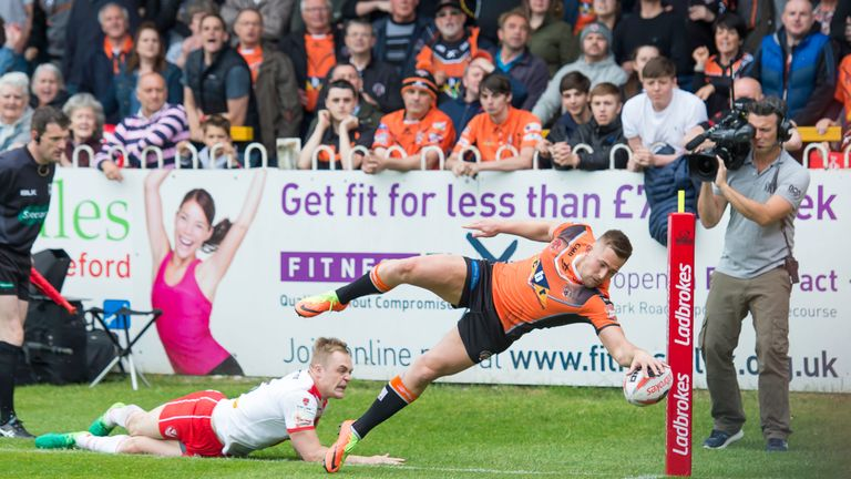 St Helens were hammered by Castleford in the Challenge Cup last weekend