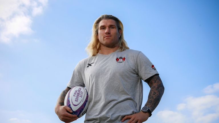 Richard Hibbard is targeting Challenge Cup glory with Gloucester on Friday