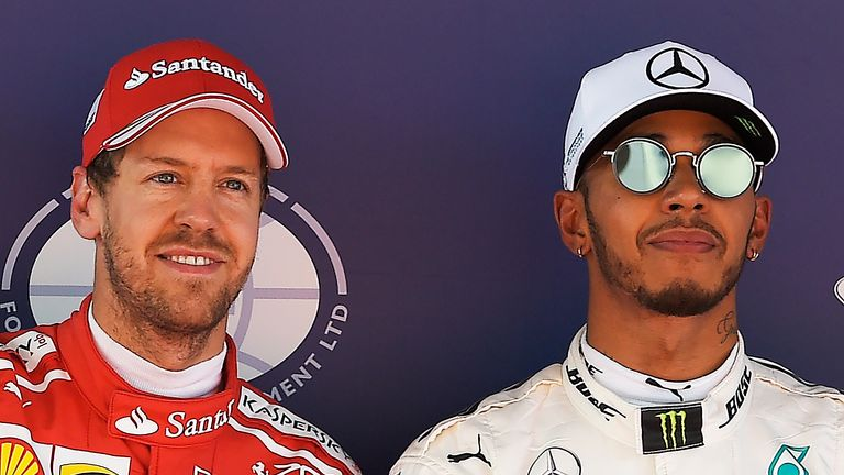 Lewis Hamilton reigns in Spain to cut Vettel's championship lead
