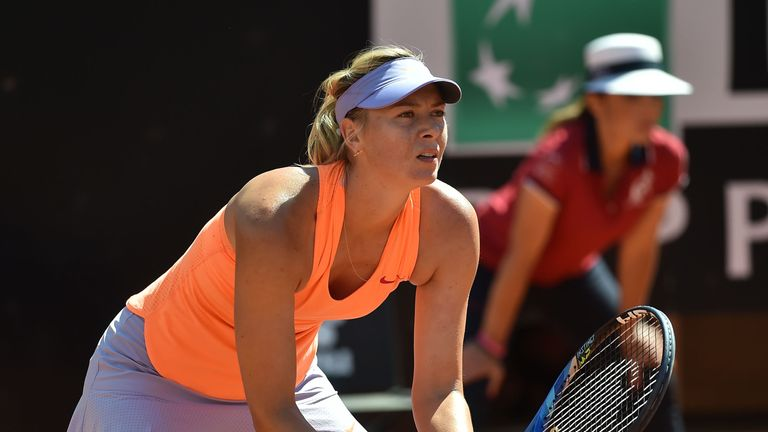 Maria Sharapova rose to fame by becoming the Wimbledon champion in 2004