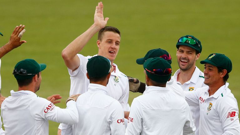 Morne Morkel will spearhead South Africa's seam attack