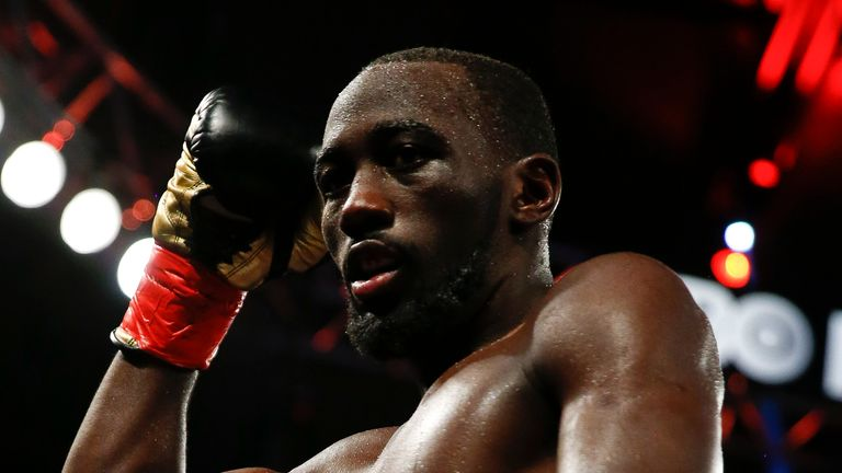 Terence Crawford was imperious against Julius Indongo