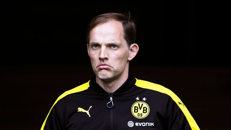 Thomas Tuchel is among the favourites for the Bayern Munich job