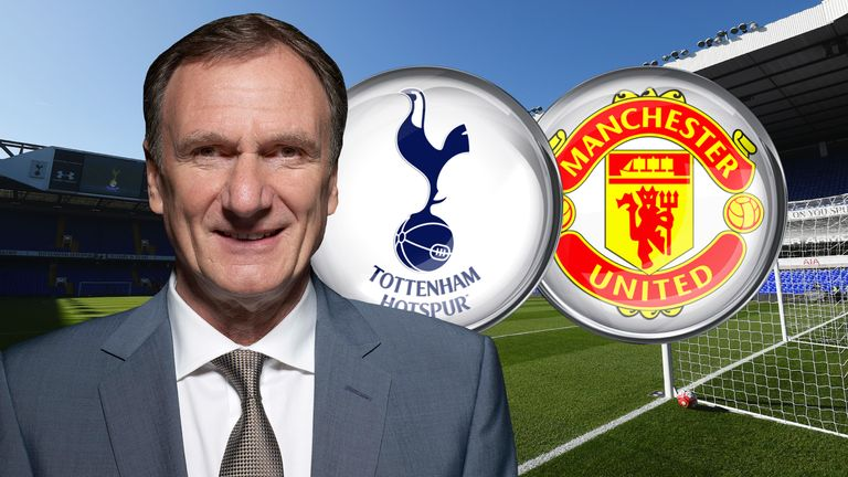 Phil Thompson has picked his best combined Tottenham-Man Utd team