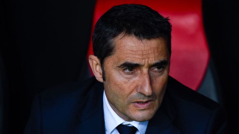 Athletic Bilbao announce Barcelona target Ernesto Valverde will leave the club
