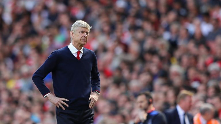 Arsene Wenger is under pressure to make signings this summer should he remain at the club.