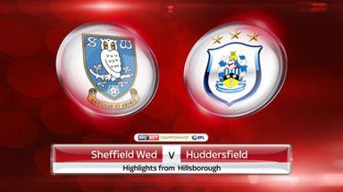 Sheff Wed 1-1 Huddersfield AET 3-4 Pens