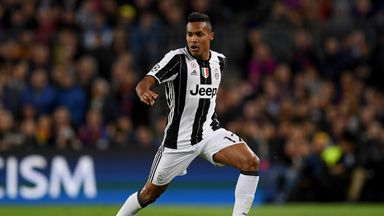 Alex Sandro joined Juventus from Porto in August 2015