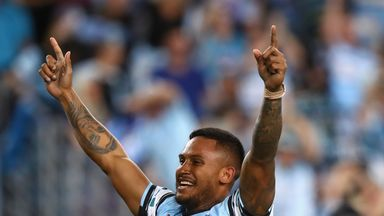 Ben Barba could be making a move to Super League