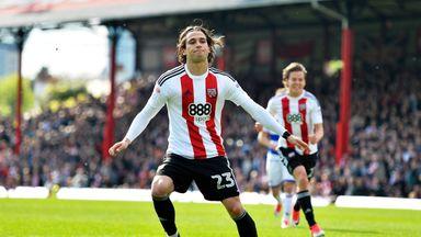 Jota joined Birmingham from Brentford on Deadline Day