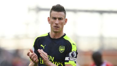 Could Laurent Koscielny be leaving Arsenal?