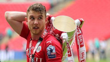 Sam Winnall: New arrival for Derby