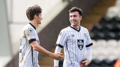 Stevie Mallan looks set to join Barnsley in a £300k deal from St Mirren