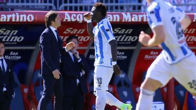 Pescara's Sulley Muntari must serve a one-match ban after receiving two yellow cards against Cagliari on Sunday