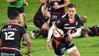 Toby Flood is parting ways with Toulouse