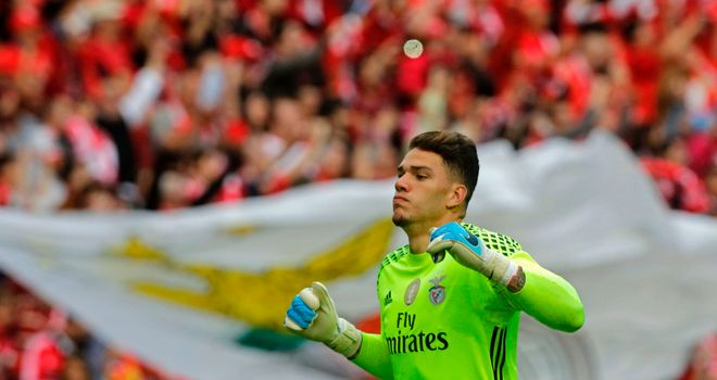 Ederson hints at Manchester City move