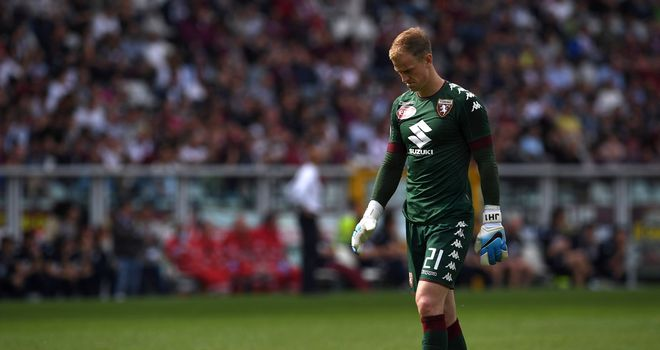 Man City Forgotten Man Joe Hart Set For West Ham Loan Move