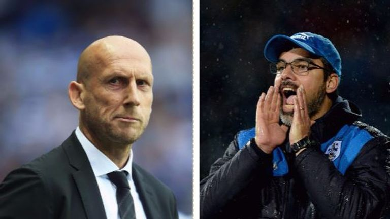 Jaap Stam and David Wagner