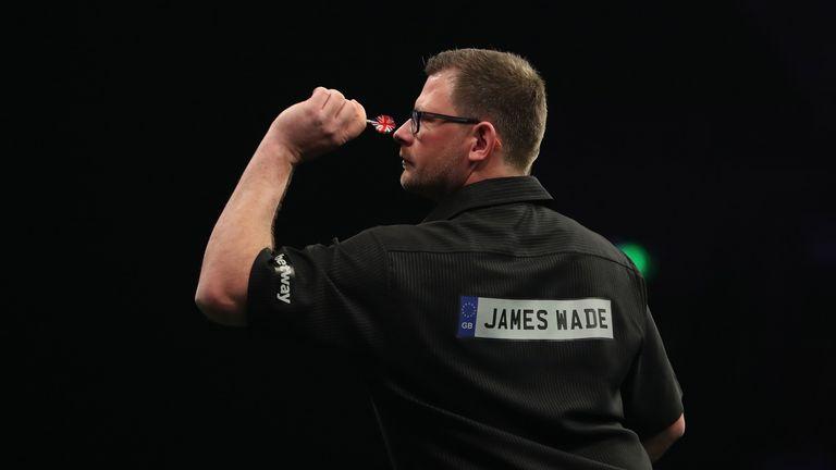 James Wade (Lawrence Lustig)