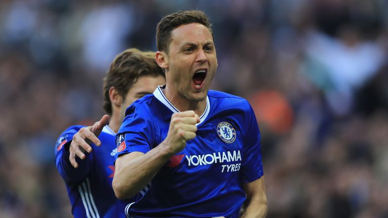 Nemanja Matic says this season's title race is more difficult than Chelsea's 2014-15 win
