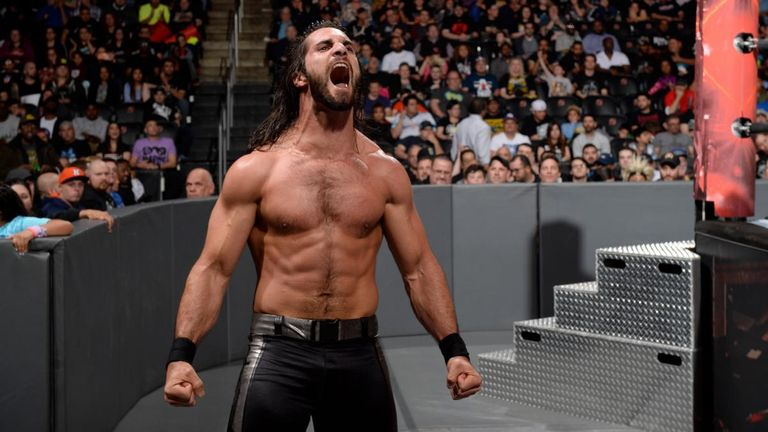 Seth Rollins will be looking to make a statement on RAW.