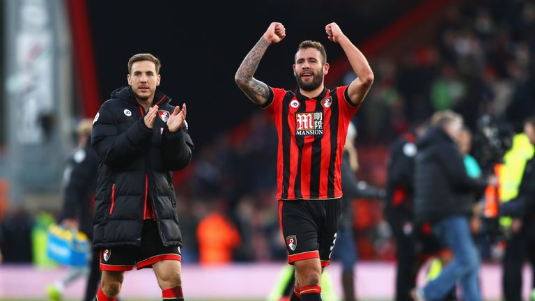 Steve Cook has signed a new four-year contract at Bournemouth