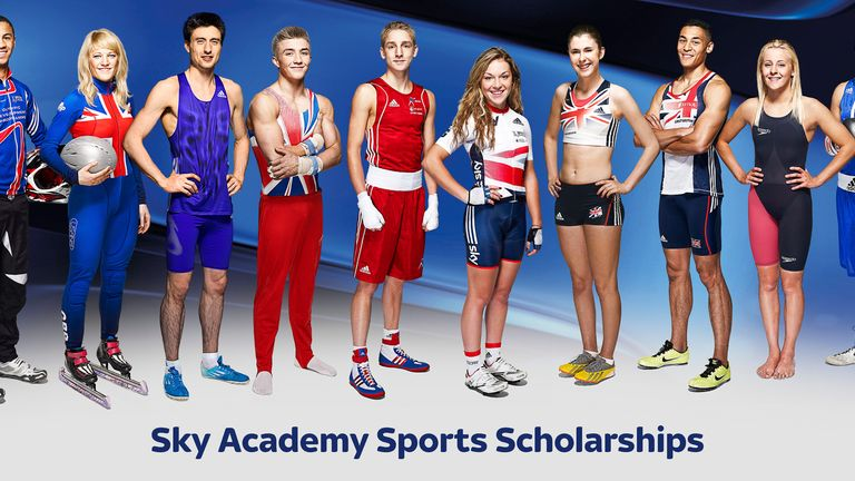 Sky Academy Sports Scholarships
