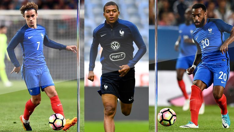 Alexandre Lacazette To Try And Tempt Antoine Griezmann Into Arsenal Move