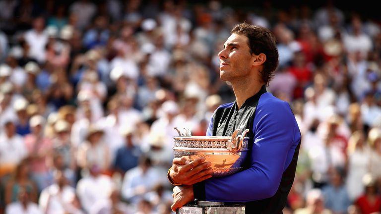 Rafael Nadal defeats Stan Wawrinka to win record 10th ...