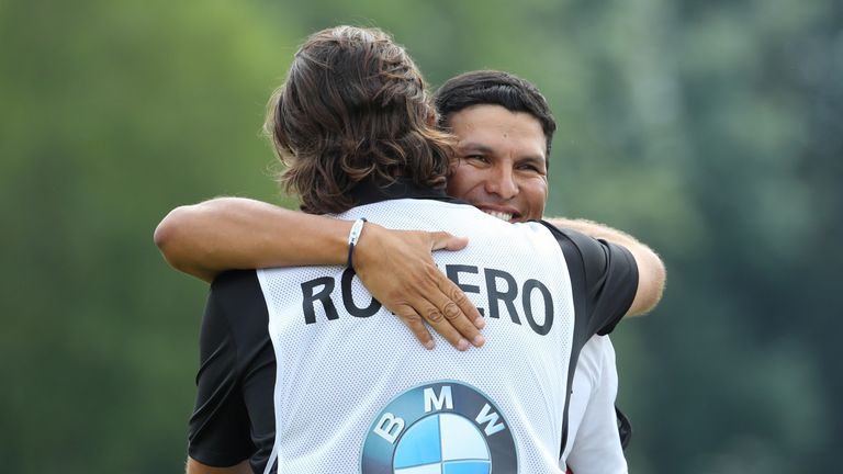 Romero finished one shot clear of Sergio Garcia and Richard Bland
