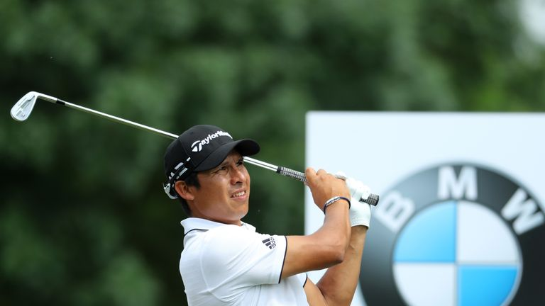 Andres Romero Storms To Thrilling Win At Bmw International Open Golf News Sky Sports