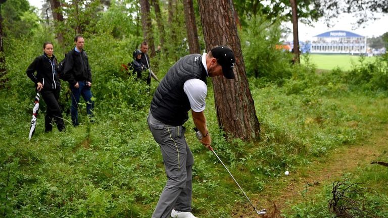 Paratore edges Wood, Fitzpatrick at Nordea Masters