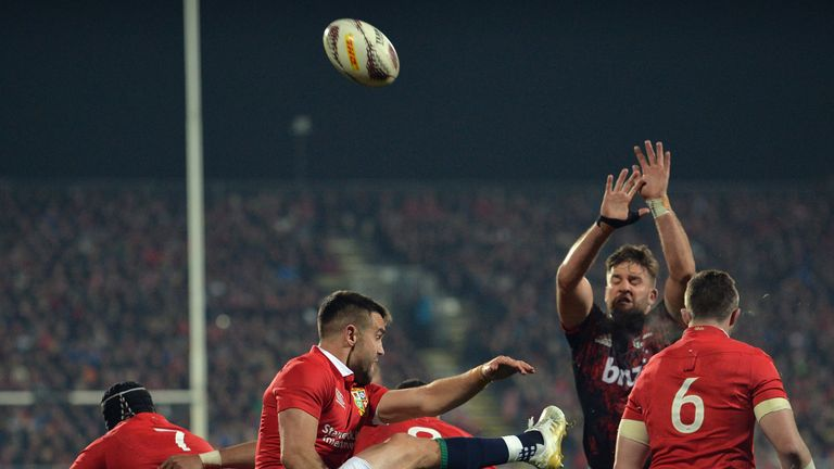 Lions call up 4 Wales players as tour reinforcements