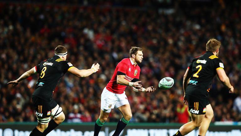 Wales and Ospreys fly-half Dan Biggar to join Northampton Saints