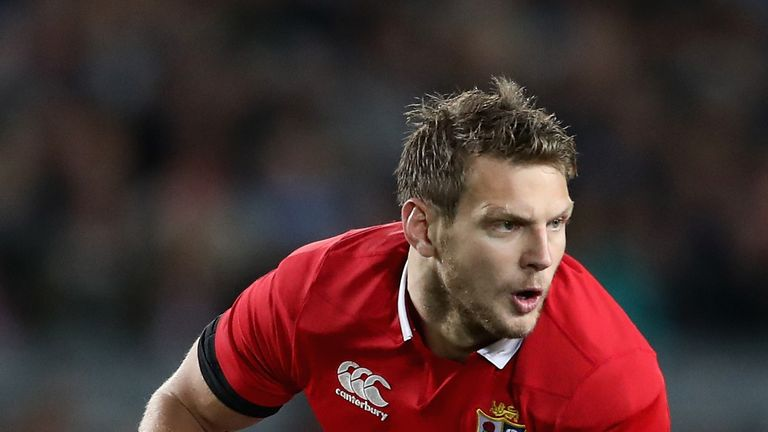 Dan Biggar admits the Lions are concentrating strongly on their kicking game ahead of facing the All Blacks
