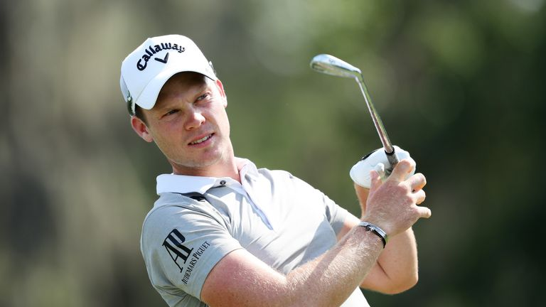 Danny Willett's name has been missing from the top end of the leaderboard since February