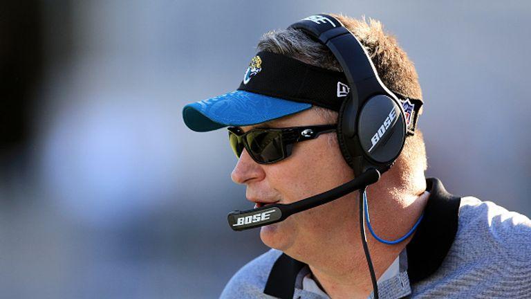 Initially an interim head coach, Doug Marrone has been handed the Jags job full-time