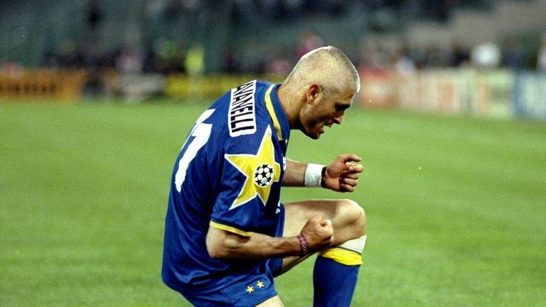 Ravanelli won the Champions League with Juventus