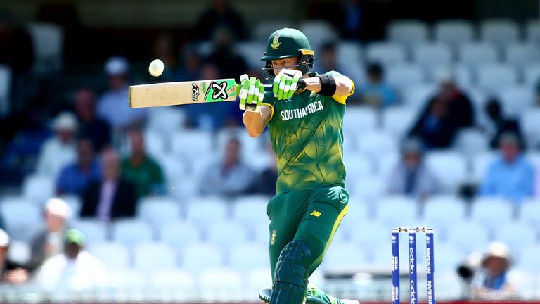 New father Du Plessis could miss Lord's Test
