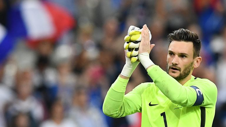 Hugo Lloris believes the new French generation can thrive in the Premier League