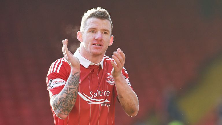 Aberdeen star snubs Champ trio as Celtic deal inches closer