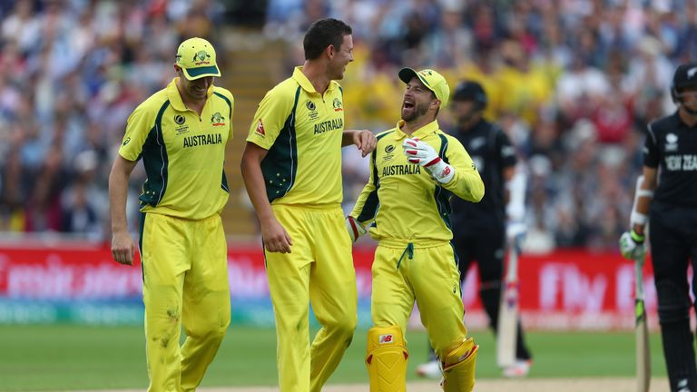 Australian washout helps Blackcaps chances of Champions Trophy knockout qualification