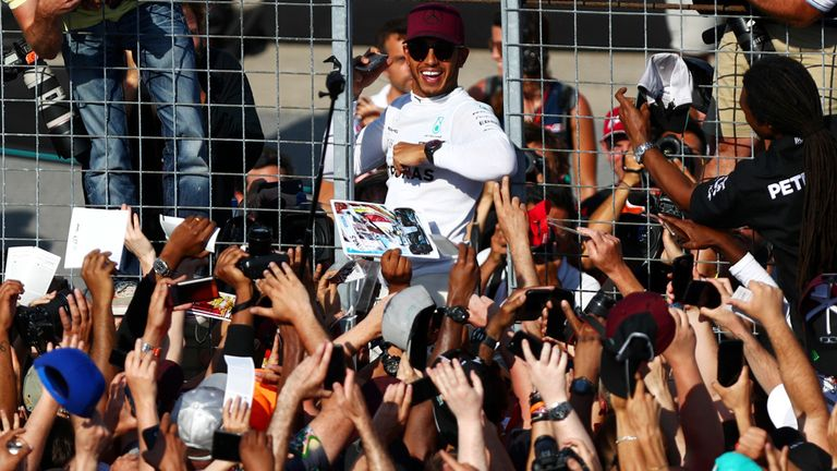 Hamilton equals hero Senna with pole in Canada