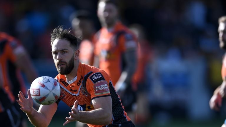 Luke Gale put in another assured performance in the victory