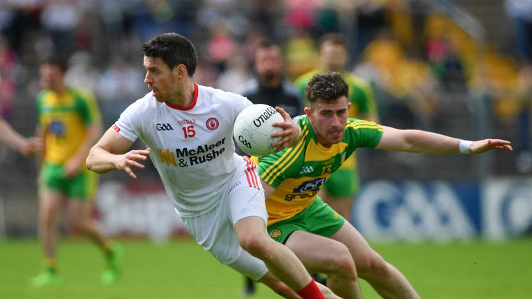 Tyrone's comprehensive victory over Donegal on Sunday had its origins in the hurt of a defeat back in March, says Peter Canavan