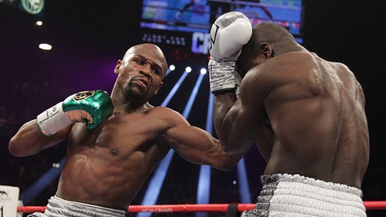 American Mayweather last fought against Andre Berto in September 2015