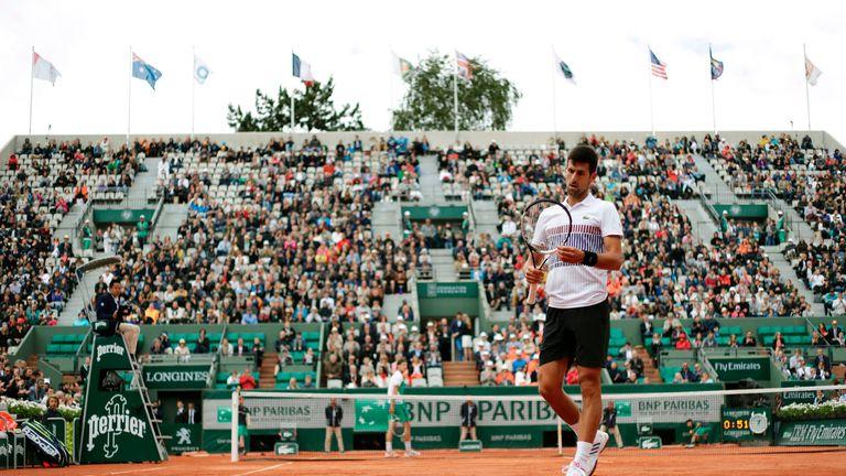 Thiem searching for secret of success against Djokovic