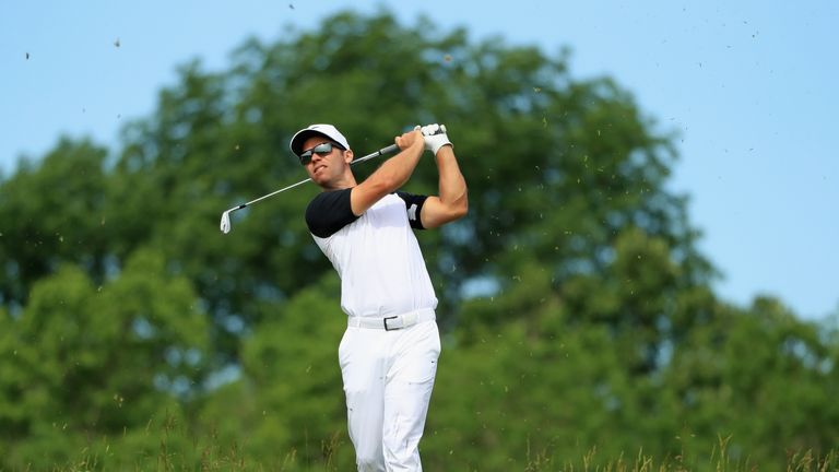 Harman Leads US Open After Round 3, Thomas Sets Course Record