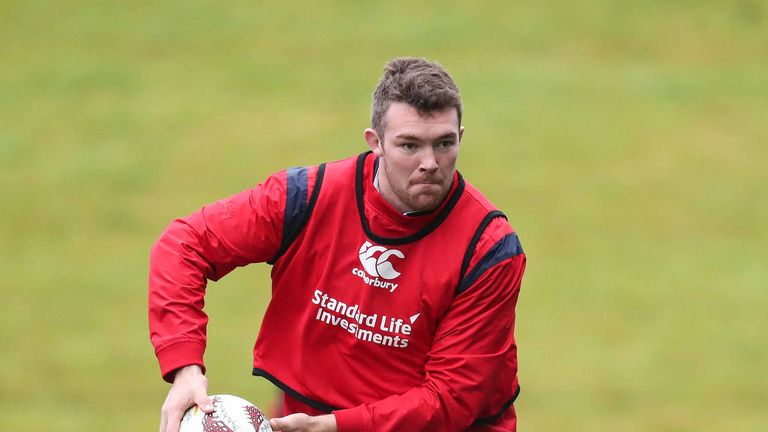 Ruddock added the squad were delighted for 'special' Peter O'Mahony, who will captain the Lions against the All Blacks on Saturday